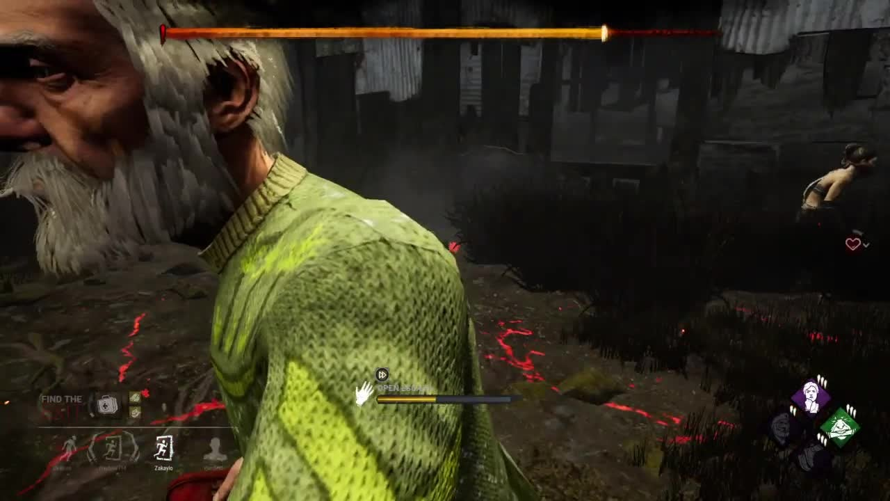 Dead by Daylight: General - So rank reset and I got some nice clips! video cover image 2