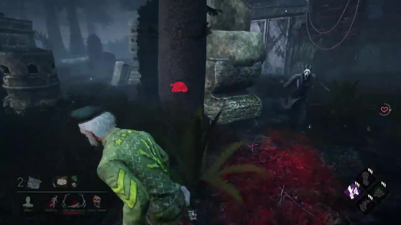 Dead by Daylight: General - So rank reset and I got some nice clips! video cover image 0