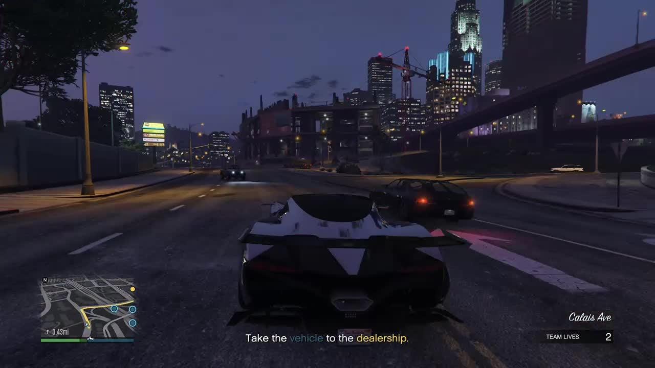 GTA: General - Gta v video cover image 1