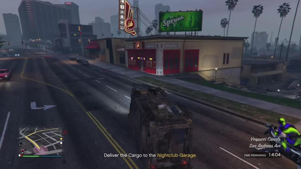 GTA: General - Wow Karam hurts don't it? video cover image 0