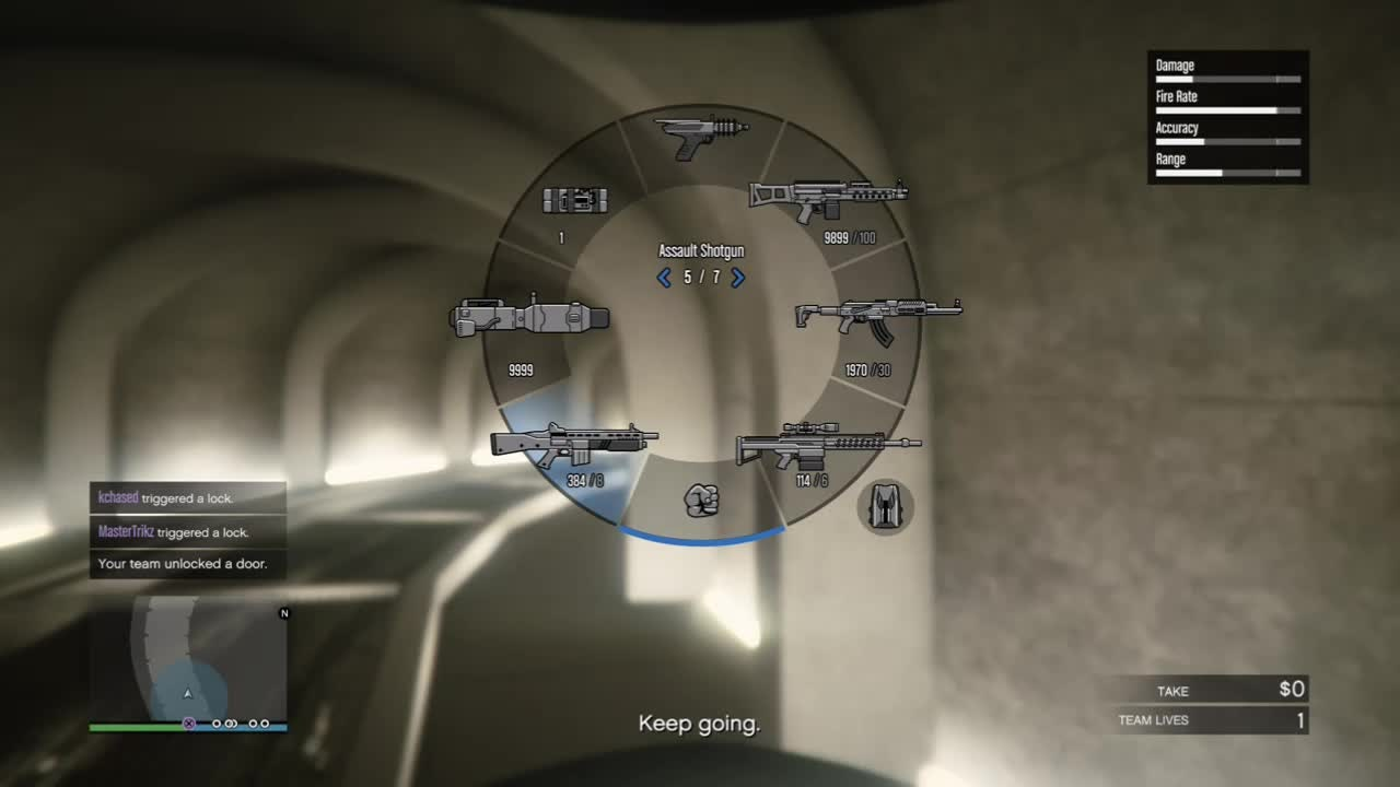GTA: General - Umm how did I get all the guns in the game INCLUDING THE RAILGUN!!? video cover image 0