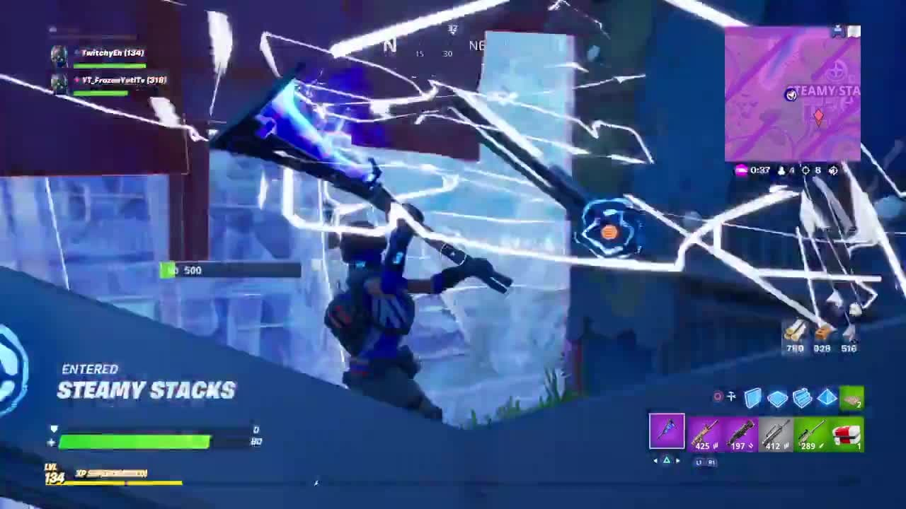 Fortnite: Battle Royale - Best Game I played  video cover image 1