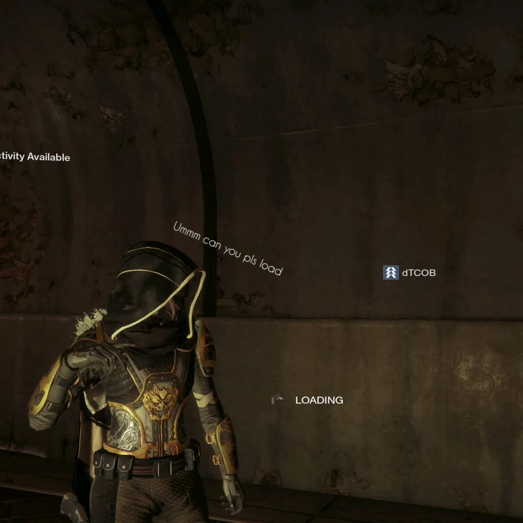 Destiny: General - I hate the loading screens  video cover image 0