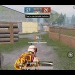 Throwback quick scope snipe