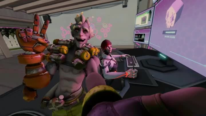 Overwatch: Memes - Say cheese sombra! Vid (My sfm short vid) fellow for more sfm vids/posters video cover image 0
