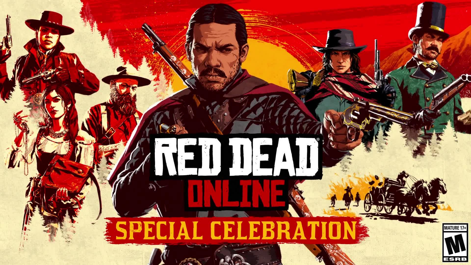 Red Dead Redemption: General - GET THE BOUNTY HUNTER'S KIT IN RED DEAD ONLINE video cover image 1