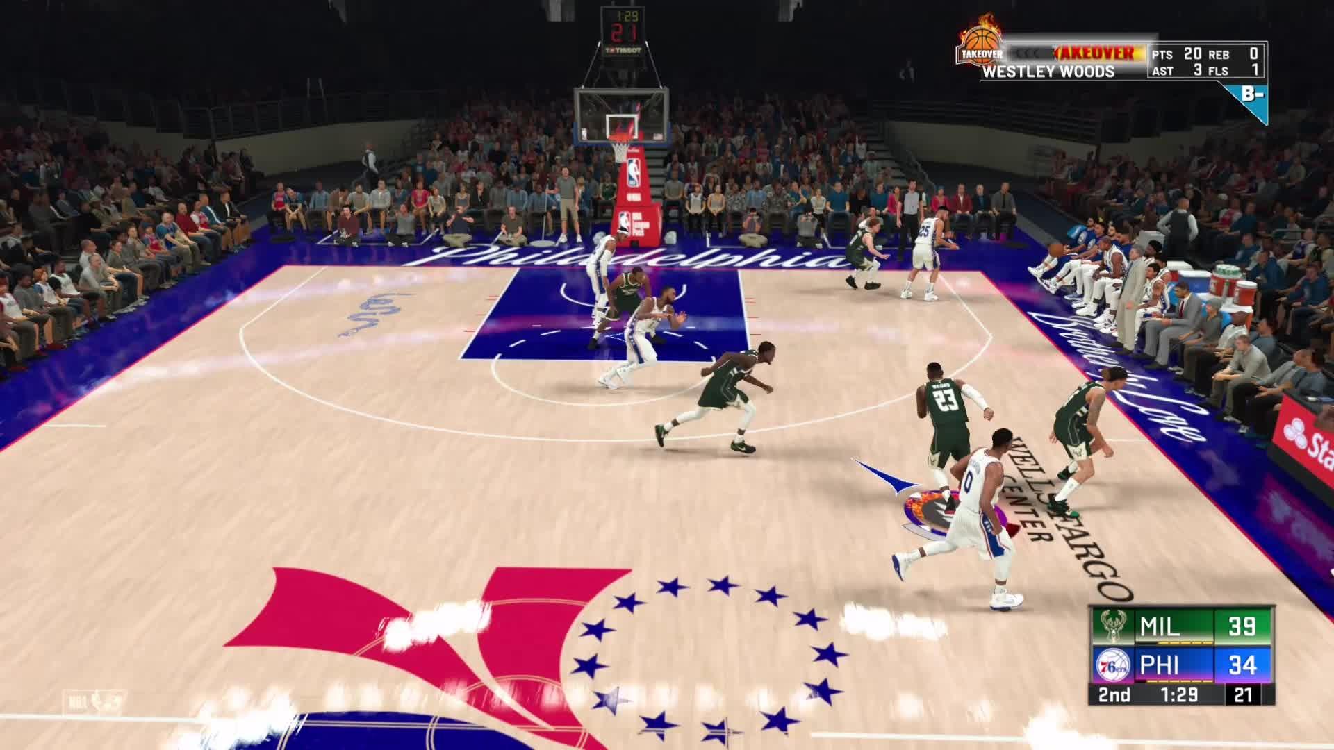 NBA 2K: MyCareer - The Park not ready video cover image 0