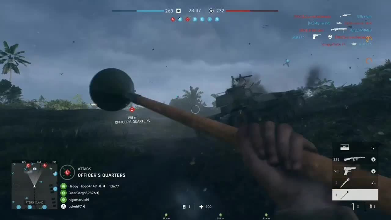 Battlefield: General - Boomstick must of boosted him video cover image 1