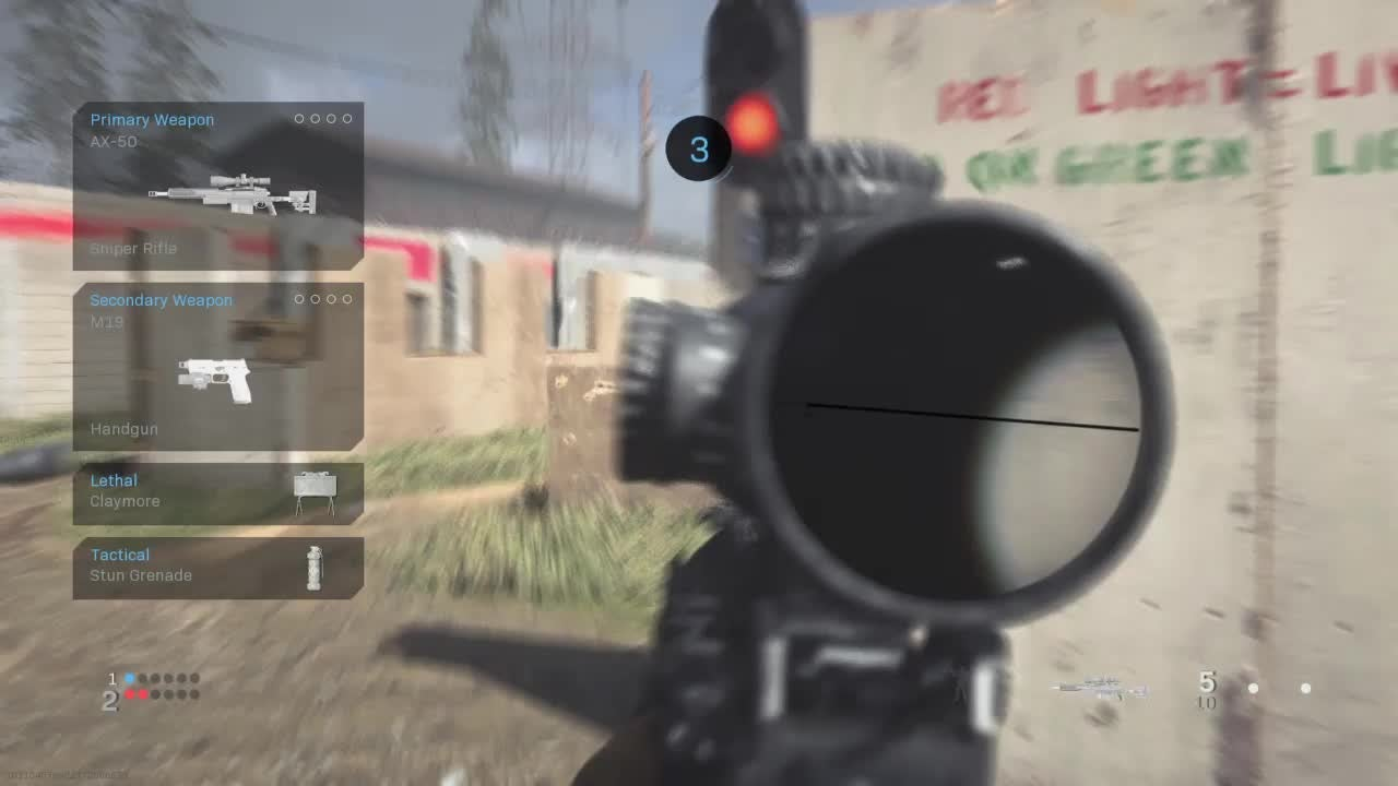 Call of Duty: Memes - Amazing 3v3 gunfight 3 piece with AX-50 video cover image 0