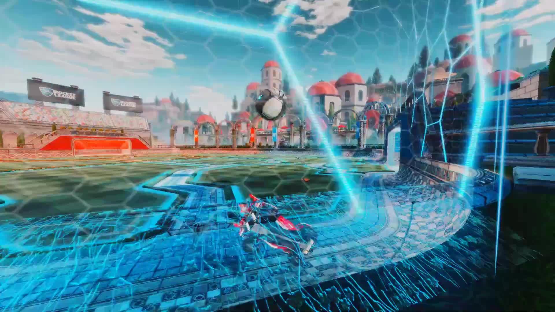 Rocket League: General - A nohter doupel touch 👍😉 video cover image 0