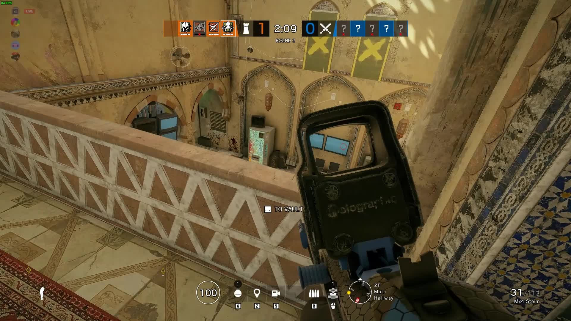 Rainbow Six: General - Alibi Ace in Border!! With a Lovely Finish ! video cover image 0