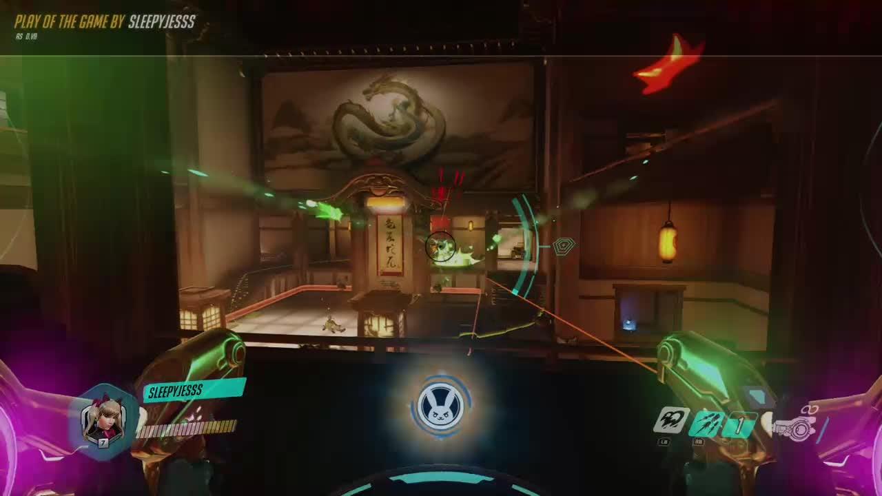 Overwatch: General - 2k Dva bomb  video cover image 1