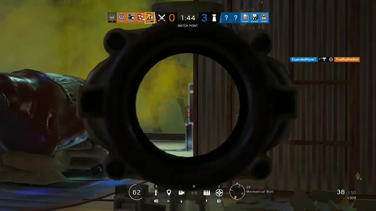Rainbow Six: General - Sound helps video cover image 0