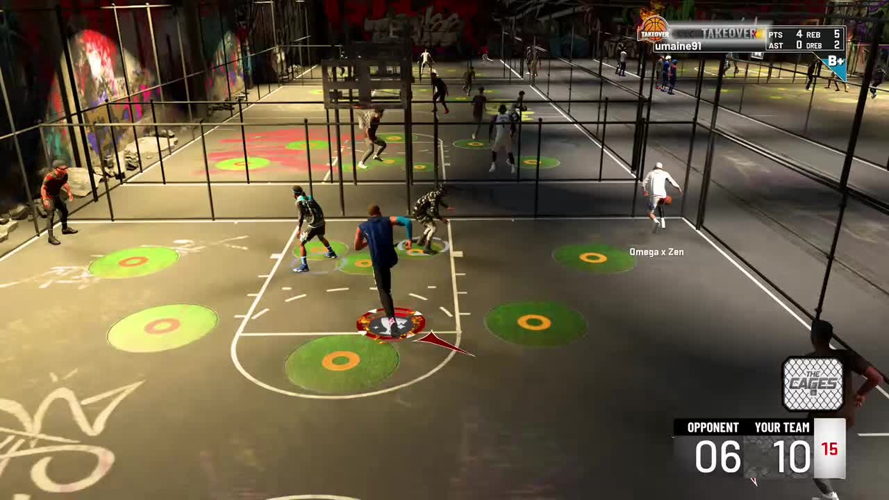 NBA 2K: General - Rate this dunk 1-10 video cover image 0