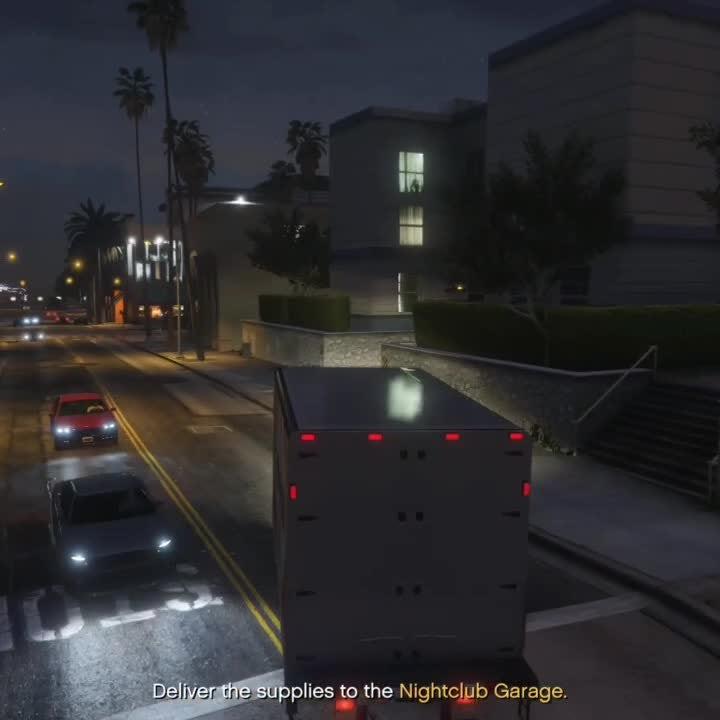 GTA: General - Glitch video cover image 2