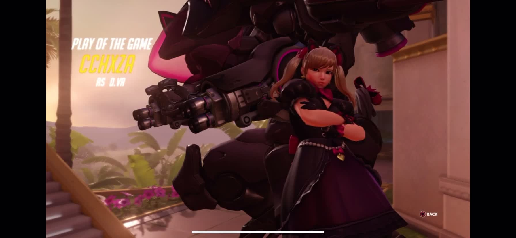 Overwatch: General - My triangle button got stuck but still got that Quintuple kill 😬 video cover image 0
