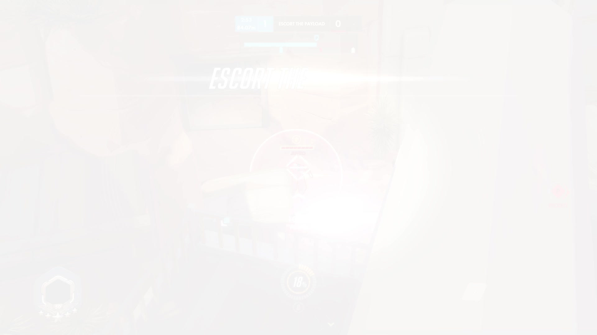 Overwatch: General - Widow in mid diamond video cover image 0