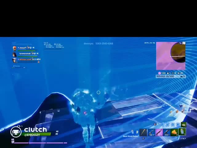 Fortnite: General - GOOD MORNING YALL I JUST PLAY A GAME AND THIS HAPPEN video cover image 0