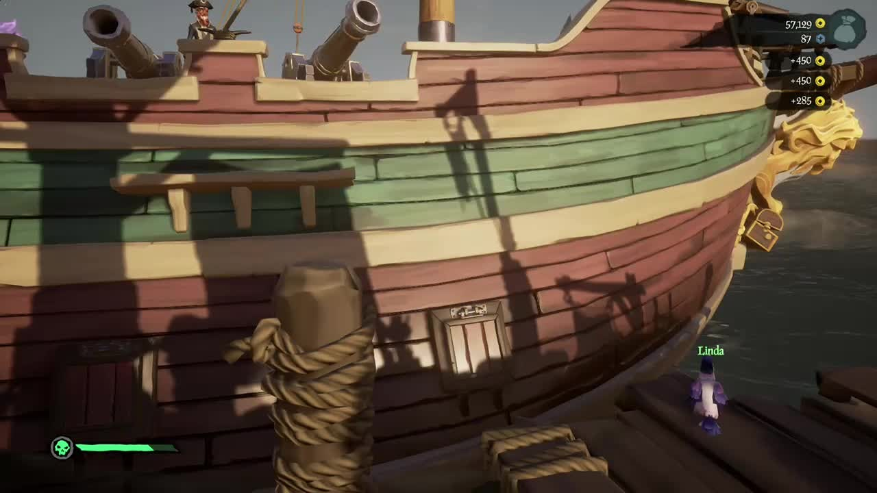 Sea of Thieves: General - Fishing voyage highlights video cover image 4