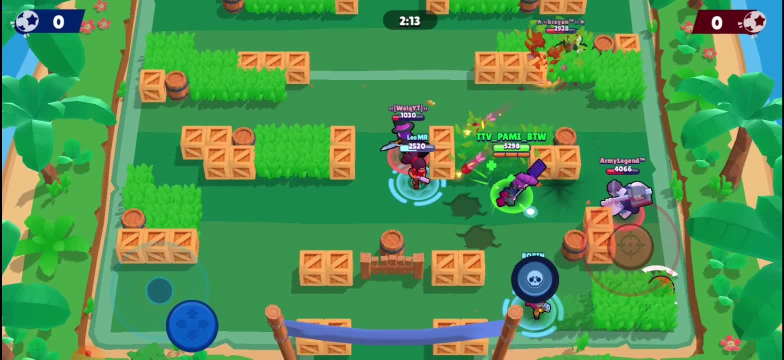 Brawl Stars: General - Teammates plS video cover image 1