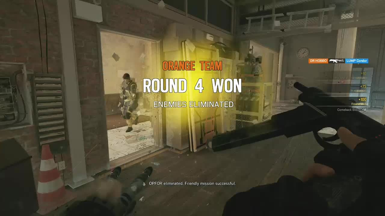 Rainbow Six: General - My friend can aim... when he feels like it video cover image 1