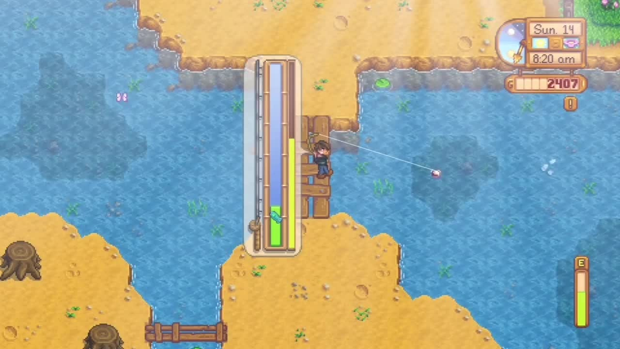 Stardew Valley: General - Nice Day for some Fishing 🐠😌 video cover image 1
