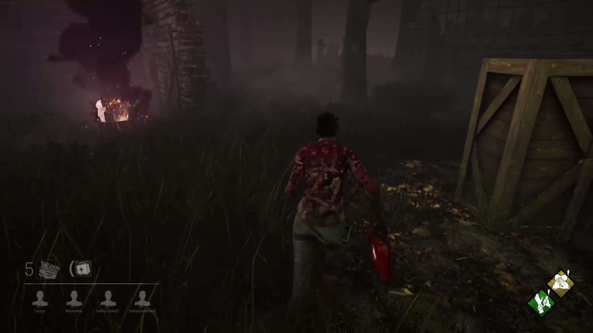 Dead by Daylight: General - I was waiting to see who the killer was and...yeah... video cover image 0