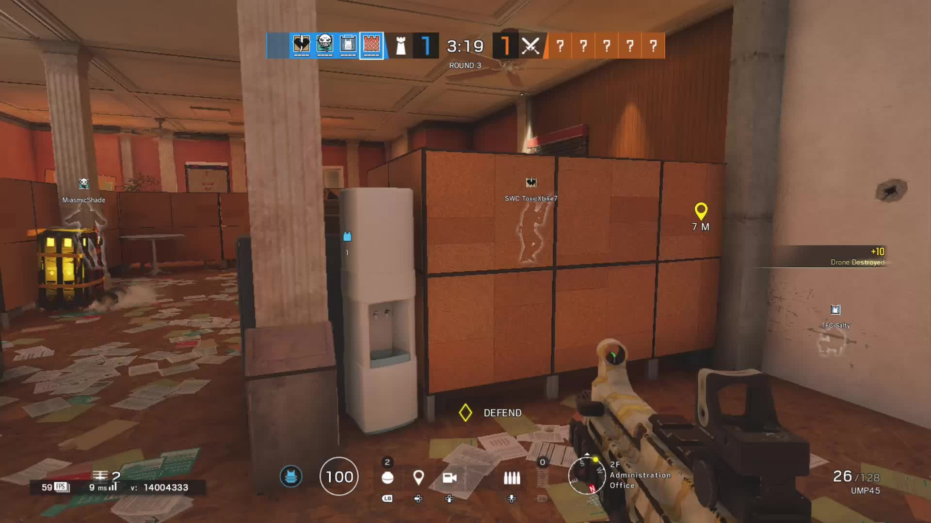 Rainbow Six: General - I dont know 1v5 video cover image 1