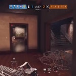 My first ace on chalet