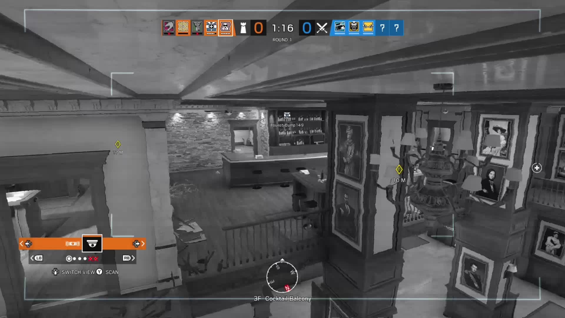 Rainbow Six: General - How to turn a 1 v 5 into a 1 v 1 with 3 simple steps! video cover image 1