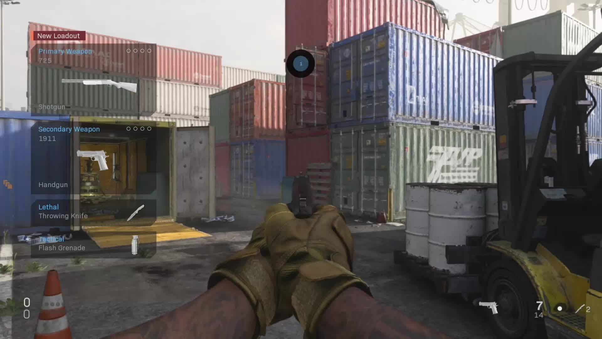 Call of Duty: General - Gunfight video cover image 0