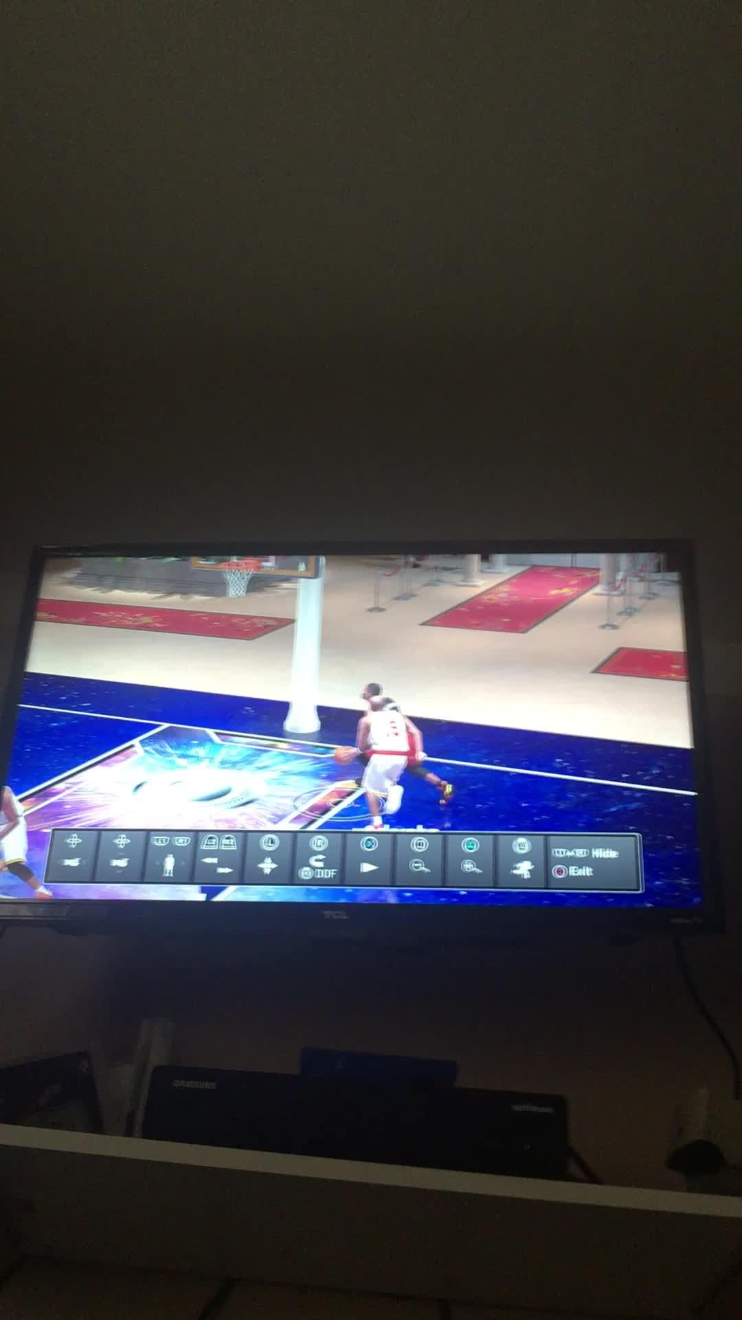 NBA 2K: General - Russell Westbrook slam video cover image 0