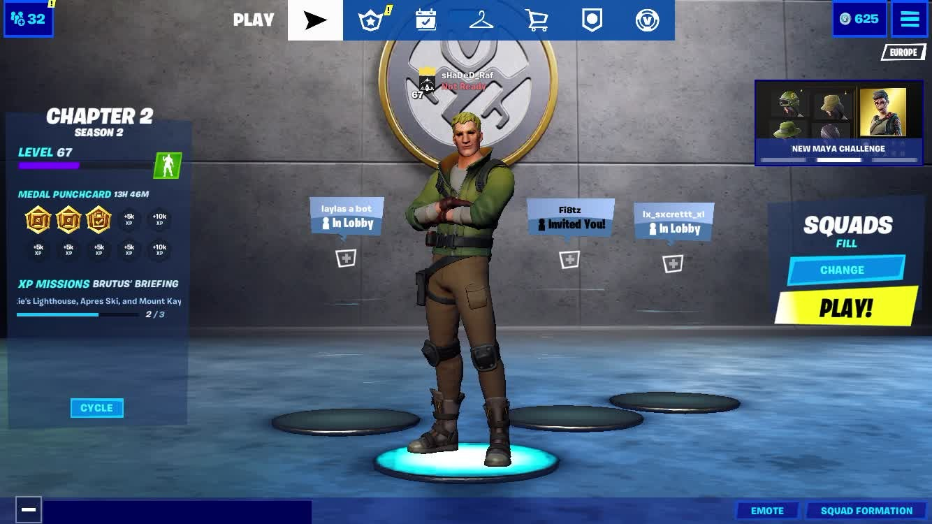 Fortnite: General - Any1 wanna trade wonder skin with minty for OG acc? video cover image 0