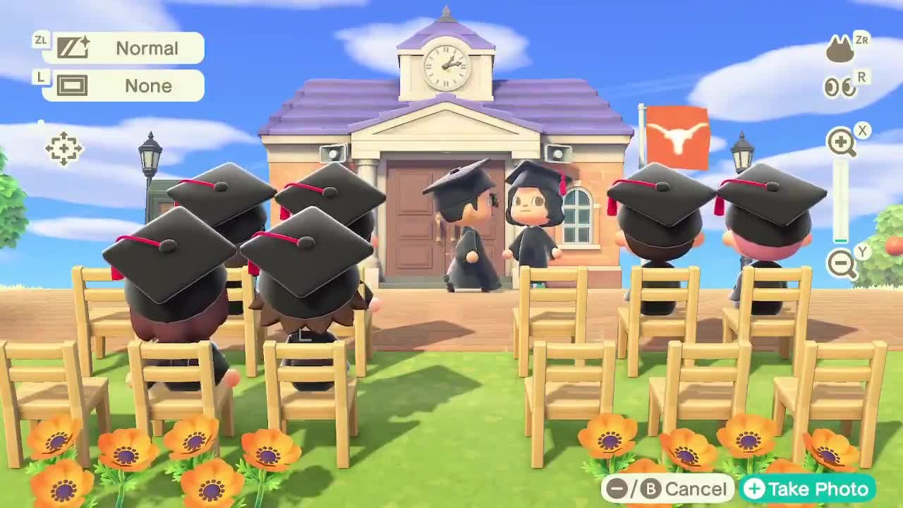 Animal Crossing: Posts - Class of 2020 be like 👨‍🎓🎓👩‍🎓 video cover image 0