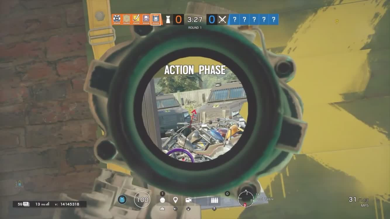 Rainbow Six: General - Luck or skill? video cover image 0