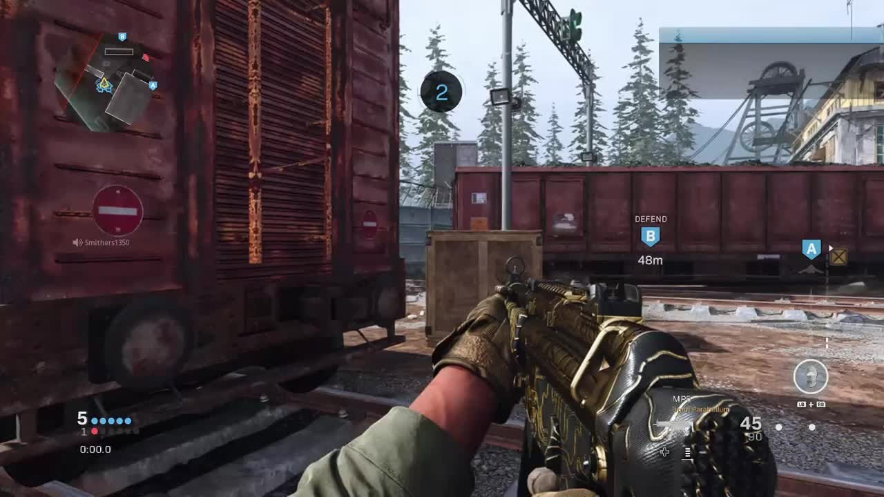 Call of Duty: General - #modernwarfare #squads #followme #snipers #goldcamo #searchanddestroy  video cover image 0