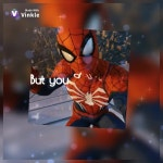 Spiderman:I am the best at fighting,and swinging with my webs   Pathfinder:hold my R99