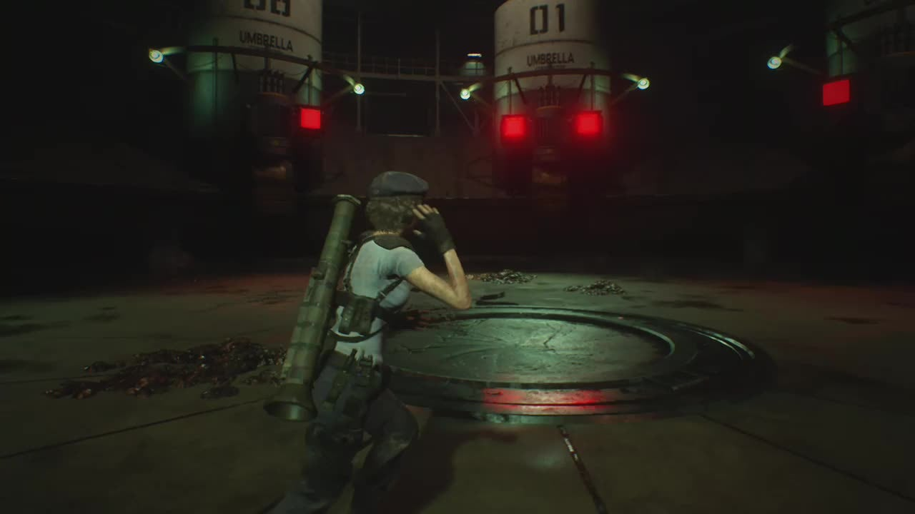 Resident Evil: General - Beat this game three times and did a shit ton of challenges to get the infinite rocket launcher video cover image 1