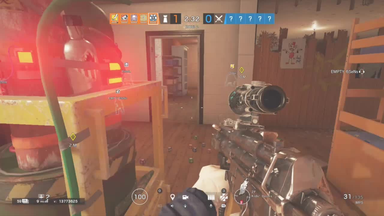 Rainbow Six: General - Another one tap video cover image 0