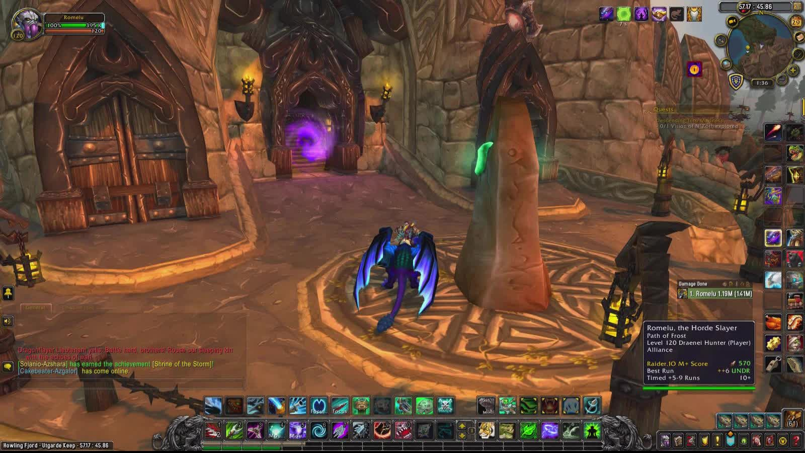 World of Warcraft: General - How to Farm Rare Mounts in World of Warcraft video cover image 1