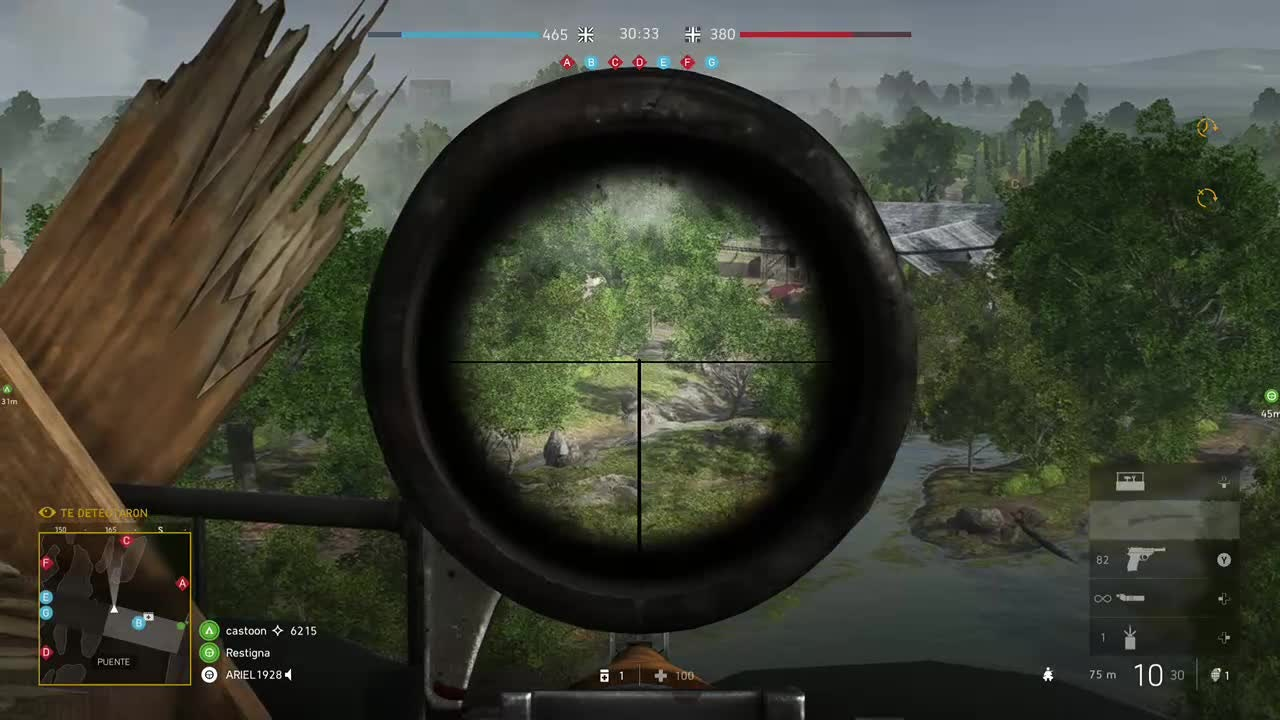 Battlefield: General - Get sniped idiot! video cover image 0