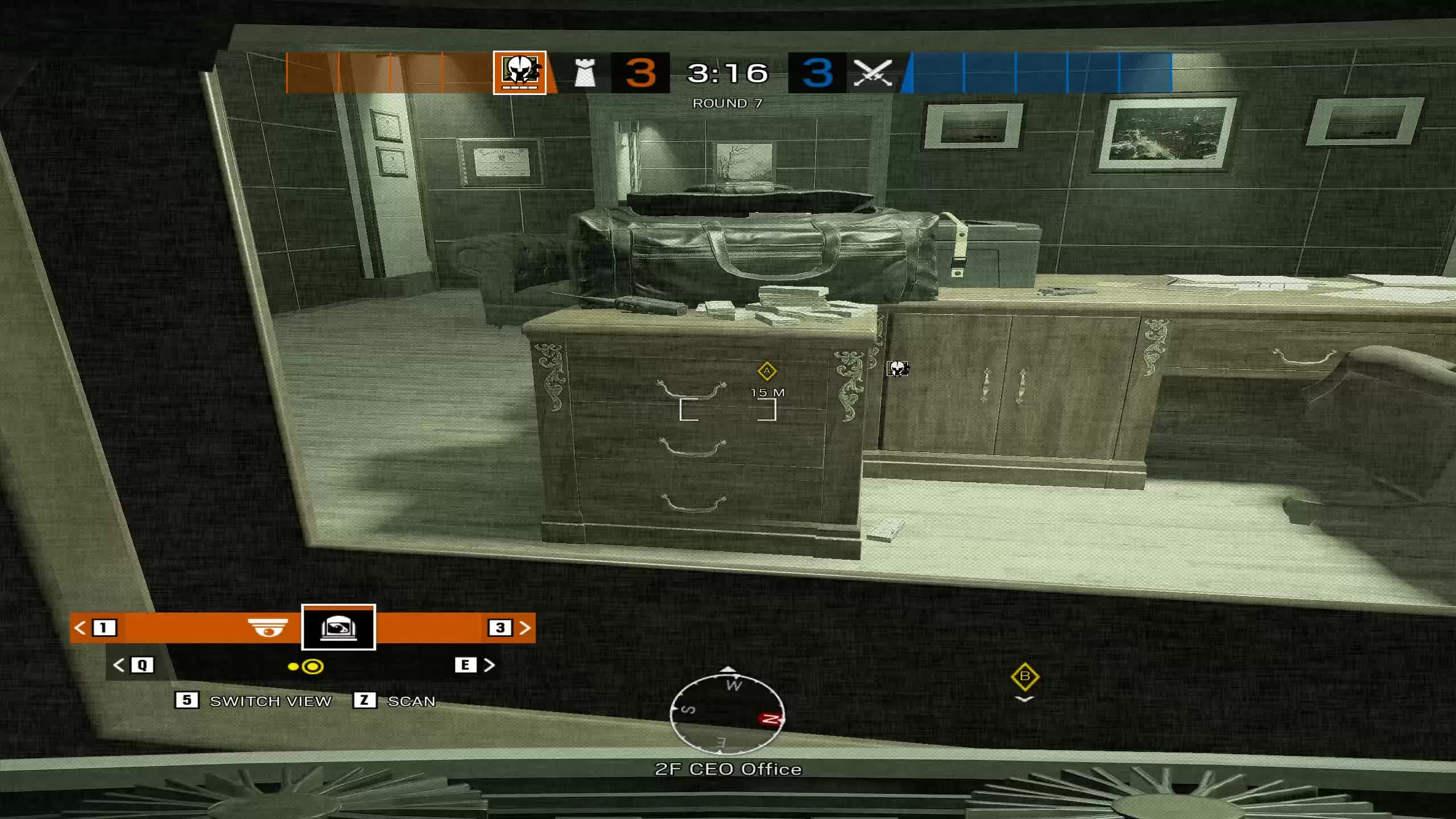 Rainbow Six: Guides - Guide to Playing Maestro on Bank video cover image 21