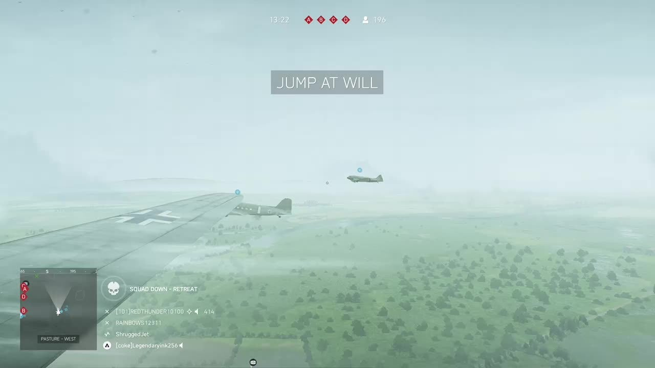 Battlefield: General - Get dunk'ed on video cover image 0