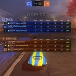 Redirect for the tie in rumble
