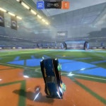 Fallow through double touch in rumble