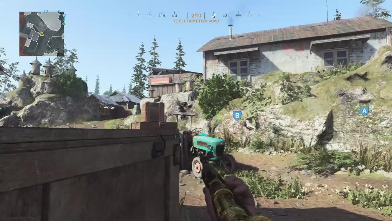 Call of Duty: General - Cmon why my teammate  video cover image 0