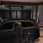 People keep your distance from each other! GTA 5 Online casino funny moment
