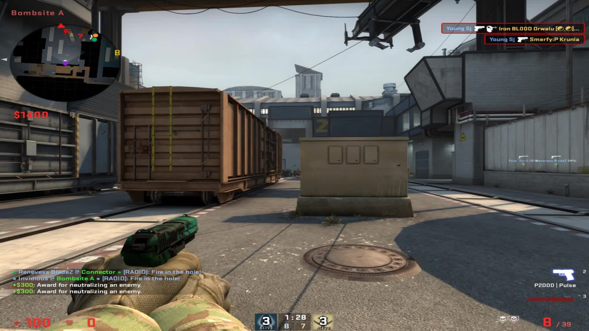 CSGO: General - Ace! video cover image 0