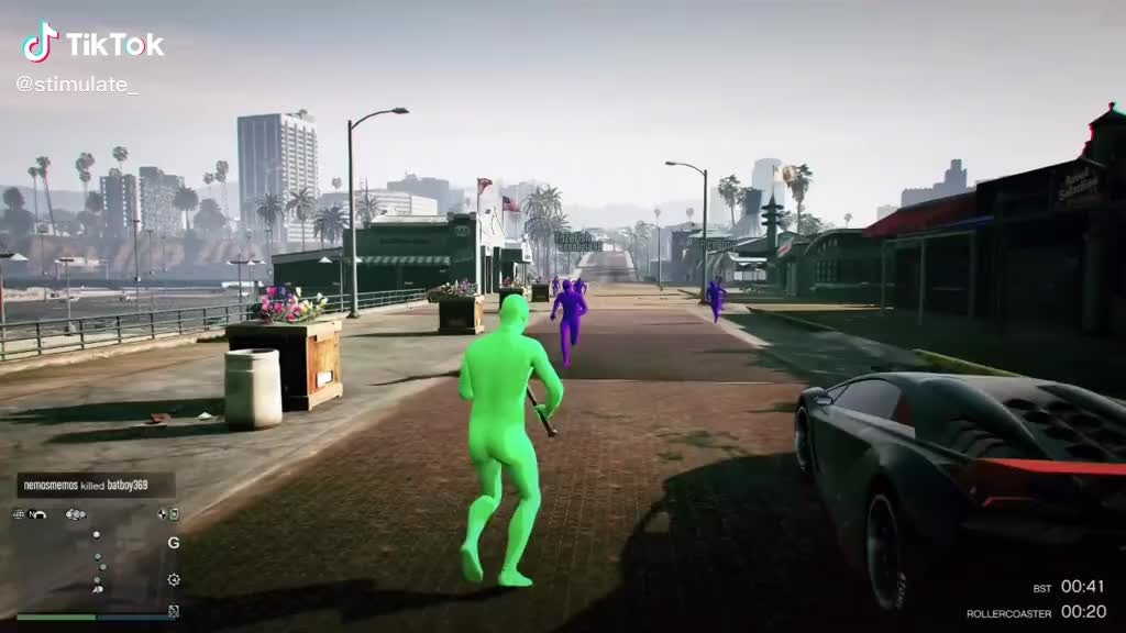 GTA: Memes - Green gang always wins! Join Now✅💚 video cover image 0