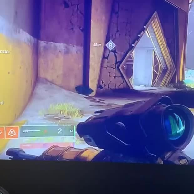 Destiny: General - Cheeky snipe video cover image 0